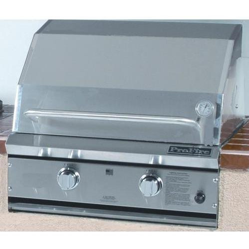 """Built In 27"""" Profire Grill"""