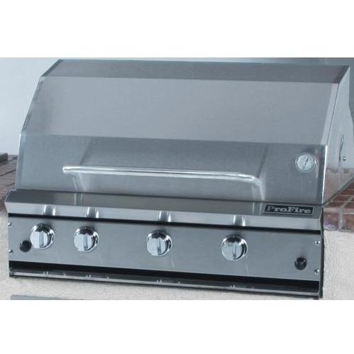 "ProFire 36"" Hybrid Built In Grill"