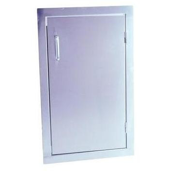 profire built-in door