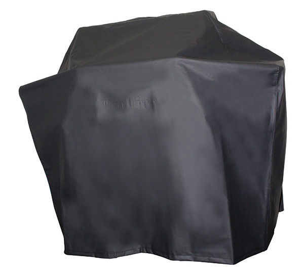 """ProFire 27"""" All Weather Vinyl Cover For Grills On Cart"""