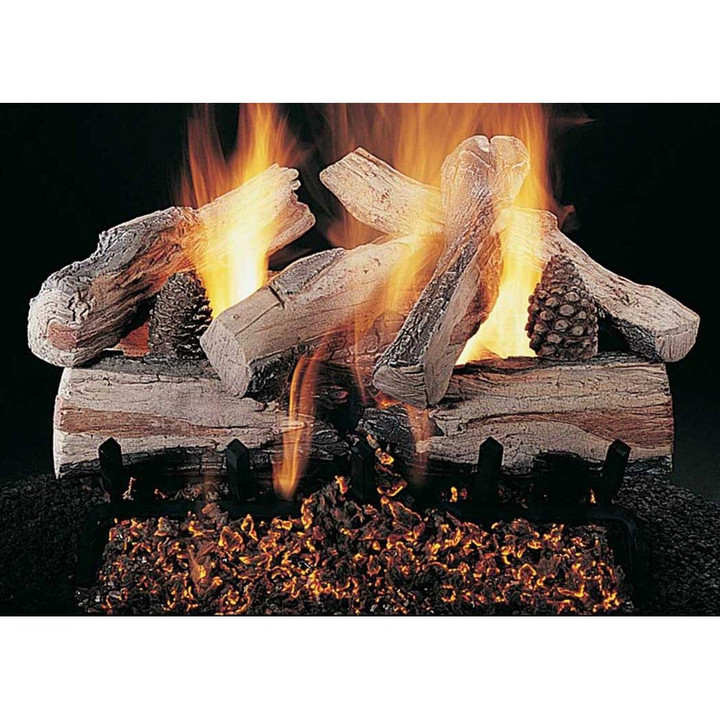 Post Oak Gas Log Set