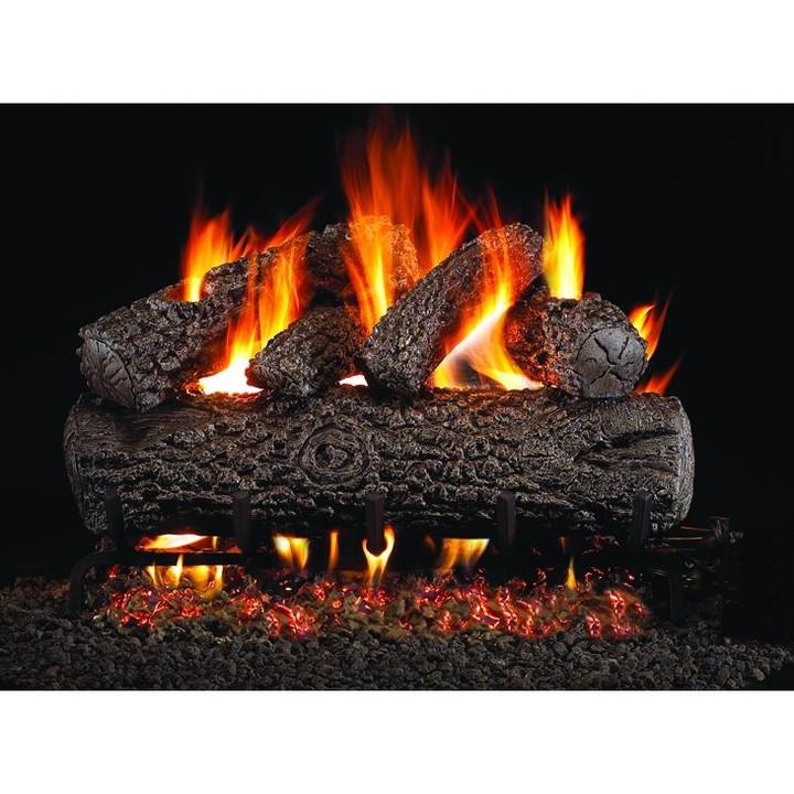 Post Oak Vented Gas Log Set