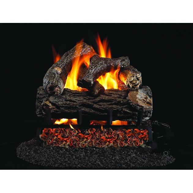Peterson Golden Oak Designer Plus Vented Gas Log Set Rdpg4 12