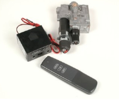 """Wireless Variable Flame Height Remote Safety Pilot """"EASY"""" Control"""