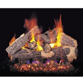 30-in | Rugged Split Oak | Logs Only
