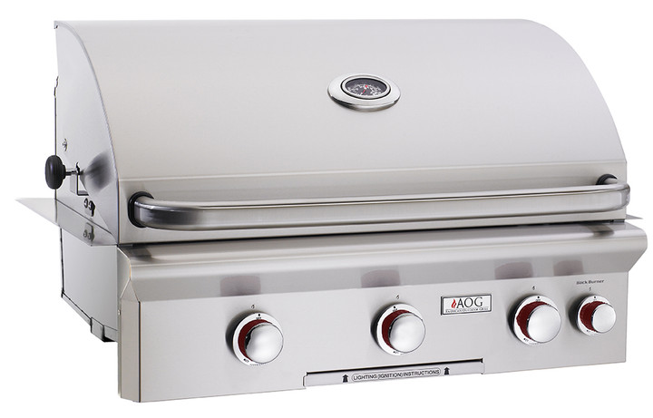 """AOG 30"""" Built-In Grill"""