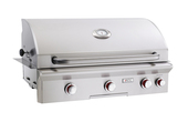 "American Outdoor Grill T Series 36"" Built-In Grill w Rotisserie"