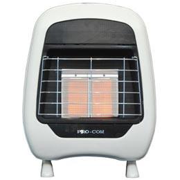 Procom Vent-Free 15K BTU Infrared Space Heater