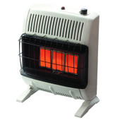 HeatStar Vent Free Infrared Heater, Natural Gas, TSTAT