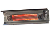 FireSense Stainless Steel Wall Mounted Infrared Patio Heater