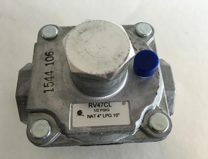 1/2-in Natural Gas Appliance Regulator