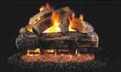 18-in Split Oak Logs Only No Burner
