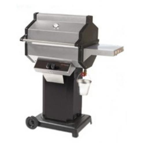Phoenix Stainless Steel Grill On Cart