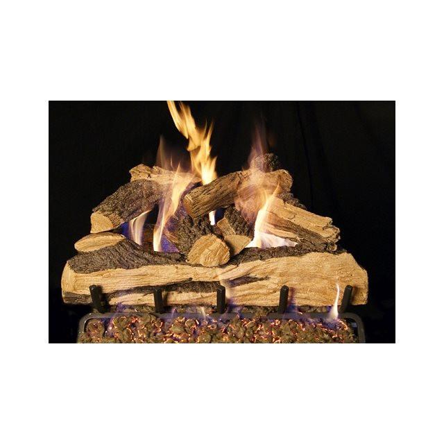 20-in Split Oak Designer Plus Logs Only No Burner