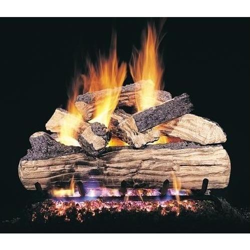 24-in Split Oak Designer Plus Logs Only No Burner