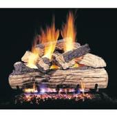 30-in Split Oak Designer Plus Logs, No Burner