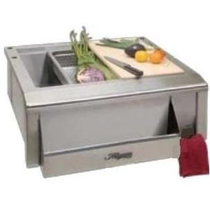 Alfresco Prep Package 30-in Apron Sink