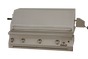 """Solaire 42"""" InfraVection Built-in Grill, Two IR Burner, Rotisserie"""
