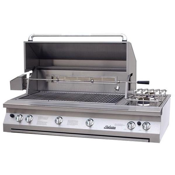 """Solaire 56"""" InfraVection Built-In Grill"""