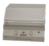 "Solaire 27"" Built-In Deluxe IRBQ Infrared Grill"