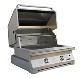 "Solaire 30"" InfraVection Built-in Grill, One IR Burner, NG"