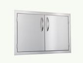 """30"""" Double Access Doors, Summerset"""