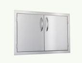 "Summerset 33"" Double Access Doors"