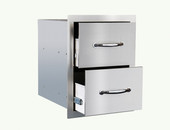 Double Drawer Set, Built In , Summerset
