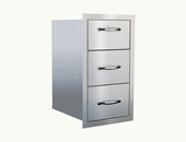 summerset triple drawers