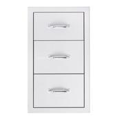 summerset triple drawers