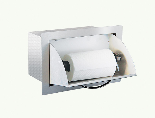 paper towel drawer