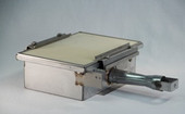 TEC Patio II, Sterling II-III, Square body, burner assembly with ceramic plate