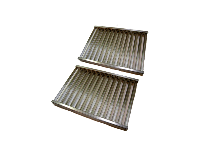 sterling 2, patio two cooking grate set