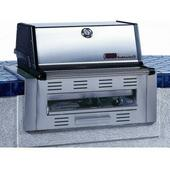 MHP TJK2 Natural Gas Grill W/ Stainless Steel Grids - Built In