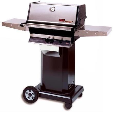 MHP TJK Grill on Cart