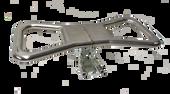 Broilmaster P3, D3蝴蝶结不锈钢燃烧器套件- DPP101