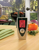 Maverick Wireless Voice Alert Remote BBQ & Meat Thermometer & Timer
