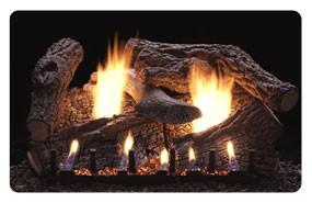 Super Sassafras 7 piece logs