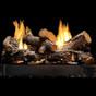 Rock Creek gas log and burner set
