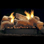 Stone River gas log and burner set