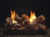 Rock Creek log and burner set