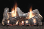 "Empire 30"" Slope Glaze Vista Multi-Sided Burner"