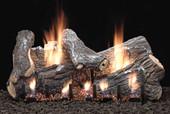 """Empire 24"""" Slope Glaze Burner with Variable Flame Height Burner"""