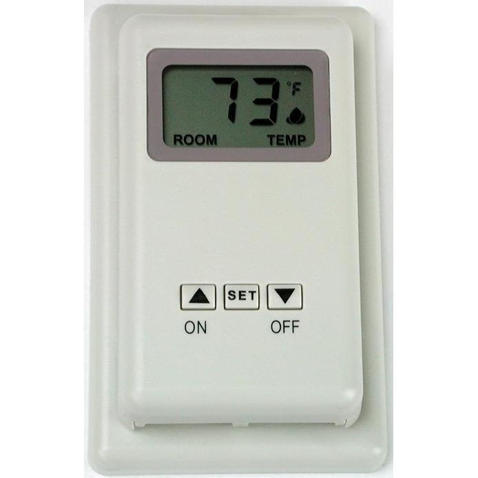 Rasmussen Wireless Wall Thermostat Control