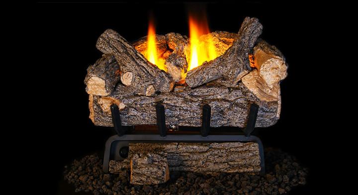 """Real Fyre 16"""" Valley Oak Logs"""