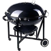 "Weber 37"" Ranch Kettle Charcoal Grill"