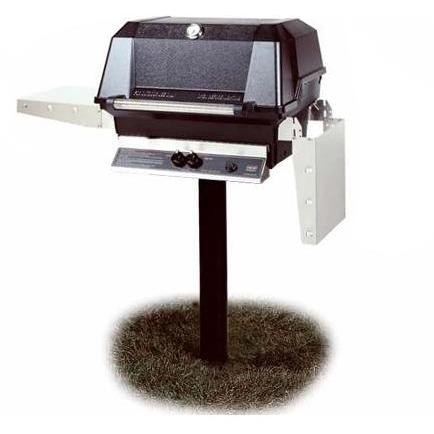 MHP WNK Grill On In-Ground Post