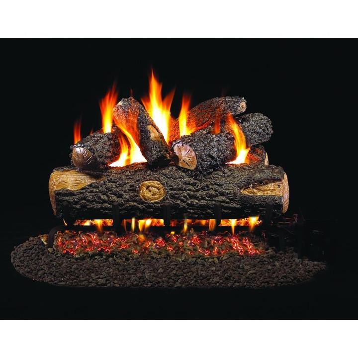 Woodland Oak Vented Gas Log Set