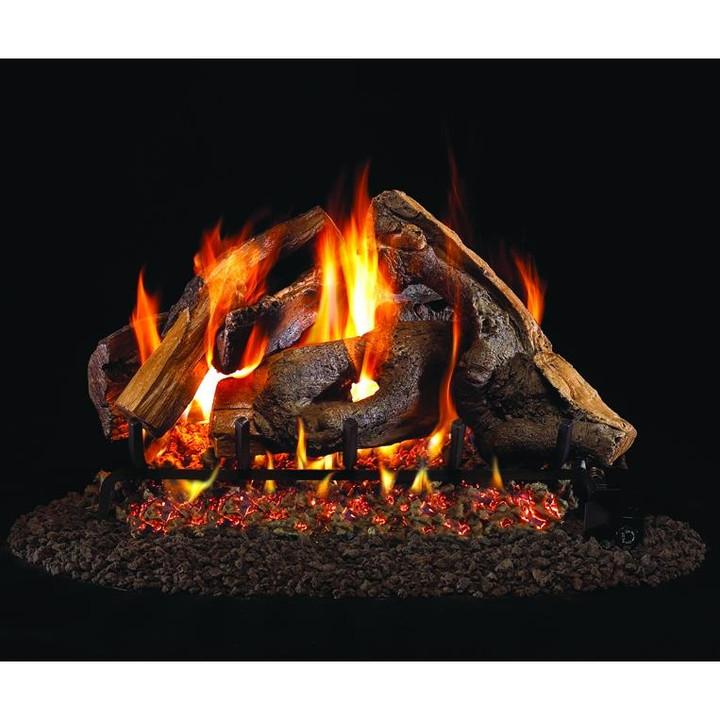 Woodstack Gas Log Set