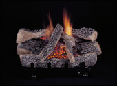 "Evening Embers 18"" Burner Set"